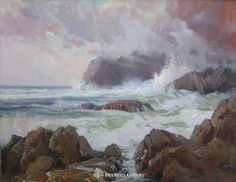 Jack Wilkinson Smith-Enchanted Coastline