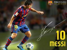 Leo Messi, un jugador de fútbol que ha hecho historia en el FC Barcelona
