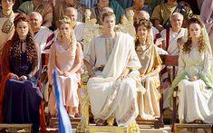 The Court of Octavianus Augustus