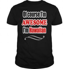 Hawaii Is Awesome Bottles & Mugs - Contrast Coffee Mug----AMJCRVH