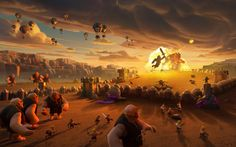 1920x1200 clash of clans download hd wallpaper high resolution