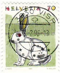 Rabbits on Stamps - Stamp Community Forum - Page 2