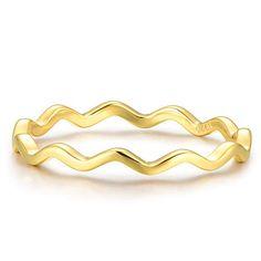 Sunny Belt Womens 7//8 Wide Silver Infinity Ring Chain Belt