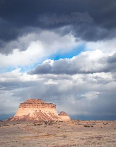 Pawnee Buttes, Mountain Landscape Photography in Colorado by Julie Magers Soulen
