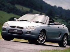 MGF Wedgwood SE '07.2000 Mg Cars, Beetle Bug, Wedgwood, Vw Bus, Car Ins, Vehicles, Sports, Design, Autos