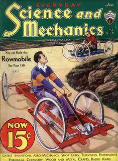Everyday  Science and Mechanics Magazine