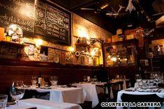 La Cabrera es un restaurante en Buenos Aires. El restaurante es muy bueno