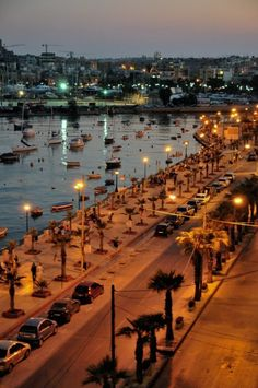 Sliema port, Malta