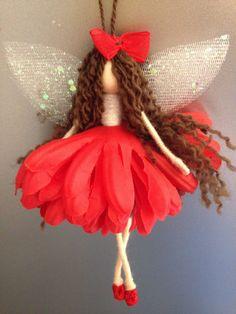 Minnie fairy by Lulatuesdays on Etsy