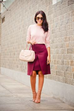 Pink & Wine