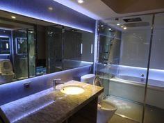 Bath Room Color Changing LED.