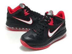 official photos d4962 1ea2a C 119 Nike LeBron 9 Low Black White Sport Red Sale, cheap Nike LeBron 9 Low,  If you want to look C 119 Nike LeBron 9 Low Black White Sport Red Sale, ...