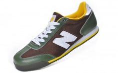 New Balance 360 Mens Running Sneakers In Khaki, Dark Green, Yellow, White For Sale