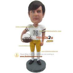 I Like Football Player - $79.90 BobbleHeads2U. Do you like it?