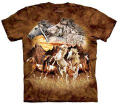 Find 15 Horses T-Shirt - American Expedition