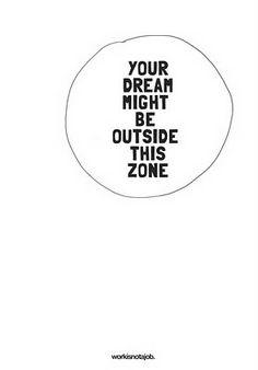 Ga jij ervoor en stap je buiten je comfort zone om je droom te bereiken? #ennuaandeslag
