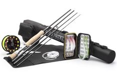 Wild Water Fly Fishing 9 Foot, Weight Fly Rod Deluxe Complete Fly Fishing Rod and Reel Combo Starter Package with Saltwater Flies Best Fishing Rods, Fishing Rods And Reels, Rod And Reel, Fly Fishing, Best Portable Air Compressor, Topwater Lures, Fishing Tackle Bags, Wild Waters, Fishing Pliers