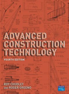 Advanced Construction Technology Edition) is an extension of the previous edition of Construction Technology by Roy Chudley. Engineering Boards, Civil Engineering Construction, Electrical Engineering, Free Pdf Books, Research Paper, House Floor Plans, Civilization, Physics, Technology