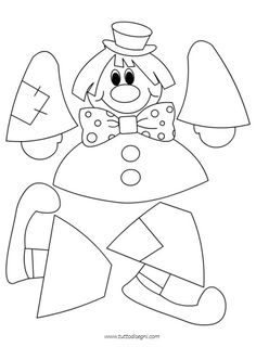1 million+ Stunning Free Images to Use Anywhere Clown Crafts, Carnival Crafts, Carnival Themes, Circus Theme, Halloween Crafts, Baby Quiet Book, Free To Use Images, Colouring Pages, Coloring Pages For Kids