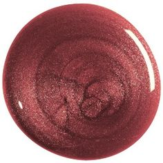 SpaRitual Fall in Love nail lacquer- mauve red shimmer.