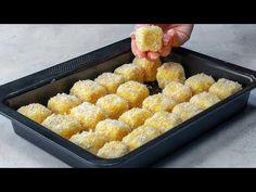 10 perc alatt elkészülnek az ínyenc falatok – krokett, amely elolvad a szádban!| Ízletes TV - YouTube Tapas, Canapes, Sandwiches, Antipasto, Baguette, Carne, Vegetables, Google, Lucca