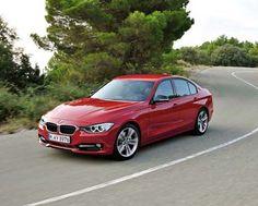 BMW Serie 3 Sedán 2012