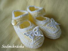 Pletení :: Sedmikráska Baby Shoes, Kids, Clothes, Fashion, Knitting And Crocheting, Tricot, Wool, Young Children, Outfits