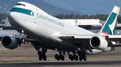 Photo of B-LJL - Boeing 747-867F - Cathay Pacific Cargo