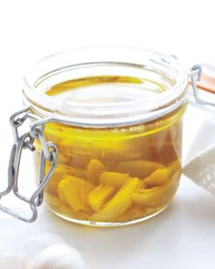 Combine two staples to create this garlic-infused oil. It shines in marinades and dressings and is perfect as a simple dip for warm bread.