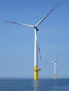 Havsbaserad vindkraf
