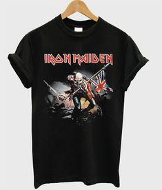 b535fbccedd Iron Maiden T-shirt. Iron Maiden ShirtMetal ...