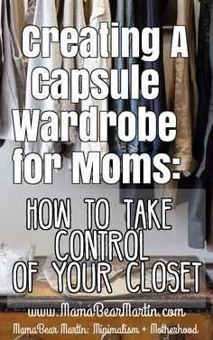 This is the best Capsule Wardrobe guide you will EVER read! Creating A Capsule Wardrobe For Moms How To Take Control Of Your Closet Classic capsule wardrobe for spring, summer, fall, winter SAHM capsule wardrobe how to create a capsule wardrobe Capsule Wardrobe Mom, Wardrobe Ideas, Mom Wardrobe, Minimalist Wardrobe, Unique Outfits, Pretty Outfits, Summer Fall, Fall Winter, Working Moms