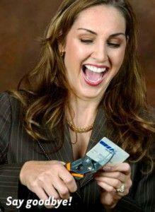 Cut The Credit Card Noose!