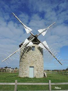 #Windmill - Le moulin de Trouguer http://www.roanokemyhomesweethome.com/