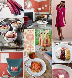 Mood Board Monday: Rhubarb (http://blog.hgtv.com/design/2013/11/11/mood-board-monday-rhubarb/?soc=pinterest)