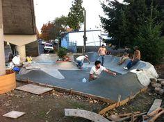 DIY Skate Spots