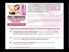 Reviewed by http://www.femalerespect.com/brestrogen-review/ Forget Expensive Breast Surgery or Ineffective Exercises You'll love ways quickly you will see noticeable working out with, followed because of a size increase up to a cup in just 6 to help 7 weeks... by quickly using our safe, purely natural and beneficial breast enhancement cream Brestrogen.