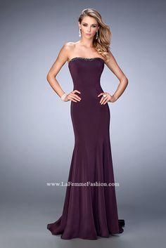 La Femme 22396 | La Femme Fashion 2015 - La Femme Prom Dresses - La Femme Short Dresses