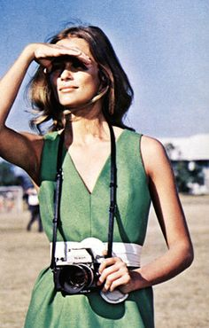 Lauren Hutton, 1968