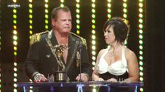 Jerry The King Lawler Owns Vickie Guerrero`s Ass