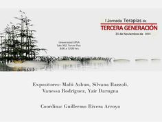 Expositores: Malú Asbun, Silvana Bazzoli, Vanessa Rodríguez, Yair Darugna Coordina: Guillermo Rivera Arroyo