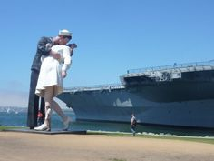 Unconditional Surrender, San Diego, CA