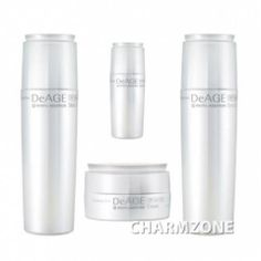 CHARM ZONE Deage White Addition 3 Set Korean Import *** Visit the image link more details-affiliate link. Korean Skincare, Beauty Skin, Cool Things To Buy, Nail Polish, Charmed, Skin Care, Image Link, Amazon, Check