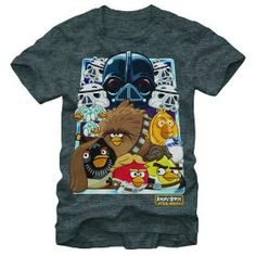 Angry Birds Star Wars Shirt!