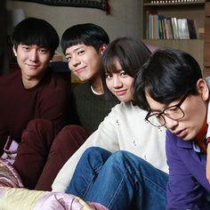 drama – star media :: Park Bo Gum :: / page 5 Korean Drama Movies, Korean Actors, Park Bo Gum Reply 1988, Park Bo Gum Wallpaper, Go Kyung Pyo, Best Kdrama, When Life Gets Hard, Hyeri, Kdrama Actors