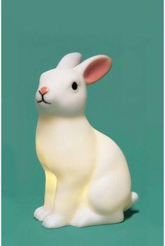 Woodland bunny lamp - CosmopolitanUK