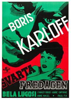 Black Friday (1940) via Sweden