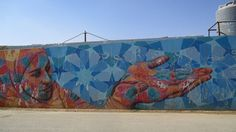 Murals of Za'atari: Photos by Syrian Refugees