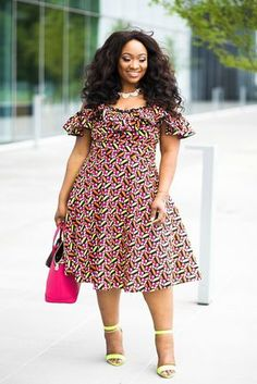 Road to Fashionable African Dresses Plus Size, Latest African Fashion Dresses, African Dresses For Women, African Print Fashion, African Attire, Women's Fashion Dresses, Fashion Styles, Ankara Gown Styles, Ankara Dress