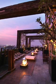 Bangkok Siam Siam terrace